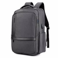 Arctic Hunter Tas Ransel Kasual Backpack Laptop 15.6Inc USB B00120