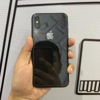 iPhone X 64GB Gray Internasional Asli Bukan Rekondisi