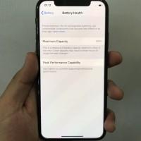 iPhone X 64GB Gray Internasional Asli Fullset Original