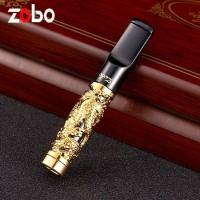 Filter Rokok Ukiran Naga Elegan  Dragon Cigarette Holder  Zobo ZB 262