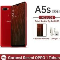 Oppo A5s Ram 3/32 Gb Garansi Resmi