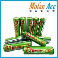 Baterai AAA A3 Alkaline Dynamax Hijau Ultra Black 1.5v Kualitas SNI