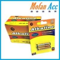 Baterai Alkaline Dynamax AAA Battery A3 Kualitas SNI 1.5V (SATUAN)