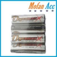 Baterai AA A2 Alkaline Dynamax Abu Eco Black 1.5v Baterai Kualitas SNI