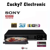 SONY BDP-S6700 BLURAY DVD PLAYER GARANSI RESMI
