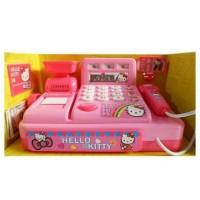 Hello Kitty Cash Register 5524 /Mainan Anak Perempuan Mesin Kasir Mini