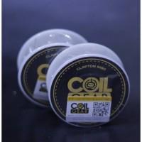 Coil Gear Clapton Wire NI80 26+32 30Feet 9.2Meter Vape Kawat Vaporizer