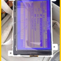 Layar atau LCD untuk keyboard yamaha psr s500