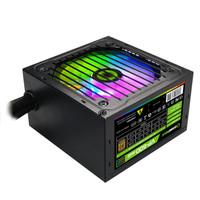 GAMEMAX PSU VP600 RGB - 600 Watt 80+ EffIciency 80 PLUS 12cm Fan RGB