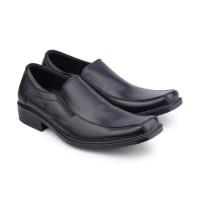 Sepatu Pria Formal Sepatu Kerja Fantofel PDH Sepatu Pria Hitam Murah