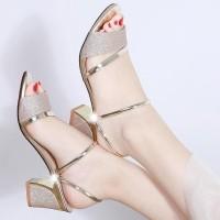 Sepatu Sandal High Heels Wanita Pesta T-53