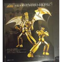 Super Robot Chogokin / SRC Shin Mazinger Z Gold Ver