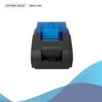 Mini Printer Kasir/PPOB - Kertas Thermal - Support RJ - USB+Bluetooth