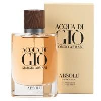 Parfum Original Giorgio Armani Acqua Di Gio Absolu for Men EDP 125ml