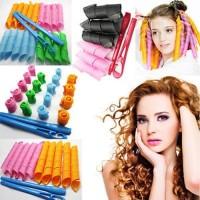 Magic Leverag Instant Curly Pengikal rambut Keriting hair roll salon