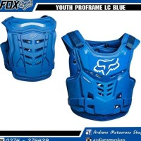 dioder Pelindung, body protector, fox, anak, proframe, trail, cross,