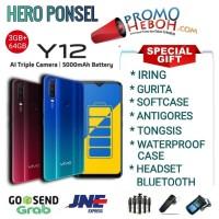 VIVO Y12 RAM 3/64GB GARANSI RESMI VIVO INDONESIA