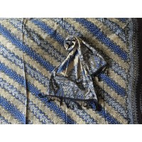 Set Kain & Selendang Batik Tulis Lasem Sisik Naga Primissima Halusan