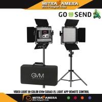 Video Light Bi-Color GVM-560AS-2L Light App Remote Control