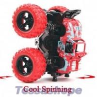 Monster Zap Mainan Mobil Jip Off Road 4 Drive Inertial Bigfoot - D400-