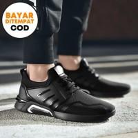 Techdoo Sepatu Olahraga Runing Shoes Sepatu Pria Untuk Sekolah F15