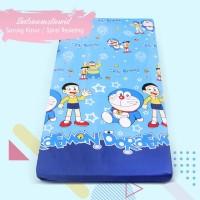 SARUNG KASUR BUSA UK. 90 x 200 x 15 Motif Doraemon