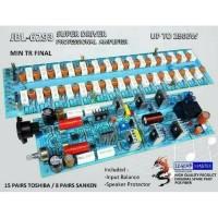 Power JBL-6293 up to 2500w (tanpa TR)