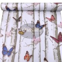 Wallpaper 3D Butterfly | 45CM x 10M
