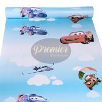 Animasi Cars Wallpaper | 45CM x 10M