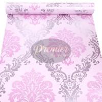 Batik Pink Luxury Wallpaper | 45CM x 10M