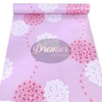 Bunga Dandelion Pink Wallpaper | 45CM x 10M