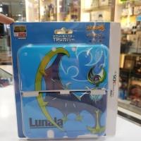 new 3ds xl hori tpu case pokemon lunala