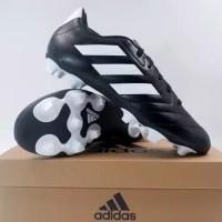 Baru Sepatu Bola Adidas Goletto VII FG Core Black EE4481 Original BNIB