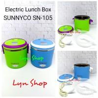 Electric lunch box (Rantang Makanan + Penghangat) SN-105