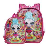 tas karekter L O L surprise/ tas anak perempuan GC1 tas lucu anak cewe
