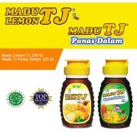 Paket Madu Sehat ( Madu Lemon TJ 150 gr + Madu TJ Panas Dalam 150 gr)