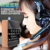 PROMO Sound Card V10 Bluetooth Versus Mixer V8 Versus XOX KS108 Live K