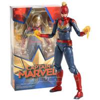 Shf Captain Marvel Action Figure