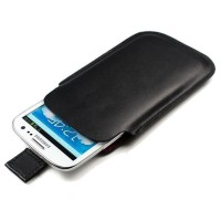 HARGA SPESIAL Sleeve Pull Tab Case Sony Xperia Z1 Z2 Z3 Z4 Z5 X