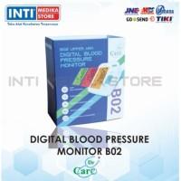 Tensimeter Digital Dr Care / Digital Blood Pressure Monitor B02