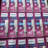Philips LED Stick 7,5w E27 6500K White Lampu Bulb 7.5 watt Putih 7,5 w