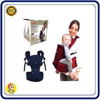 Gendongan Depan / Gendongan Bayi / Hiprest Baby Carrier Kiddy 2in1