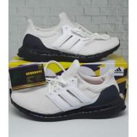 Adidas Ultraboost 4.0 Ochid Tint Black White BNIB 100% Original Murah!