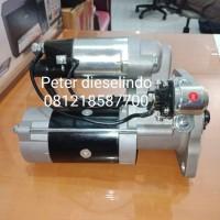 Starting motor/dinamo stater motor greder mitsubishi mg230/import