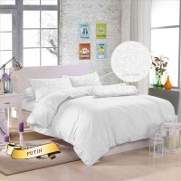 Bed Cover Selimut Motif Polos ZumboSize Ukuran 180 X 200cm Adem Lembut