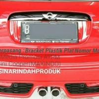 Dudukan Plastik Plat Nomor Mobil Model OEM 2 Bikin Ganteng Rapi Mobil