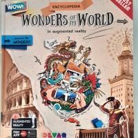 Devar Magic Book seri Wonder of the World