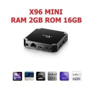 X96 Mini S905W 4K 30fps 2GB + 16GB Android TV Box