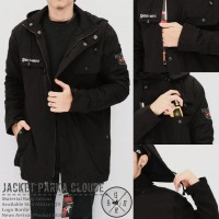 jacket parka cloude