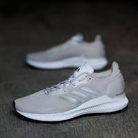 Sepatu sneaker sport ADIDAS Solar Blaze Broken White original